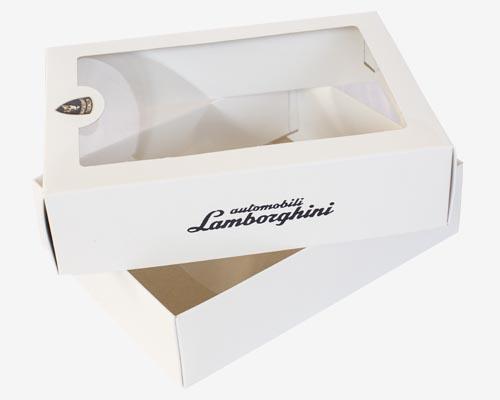 scatole con foro superiore cartotecnica duedi